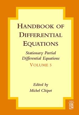 Abbildung von Chipot | Handbook of Differential Equations: Stationary Partial Differential Equations | 2008 | 5