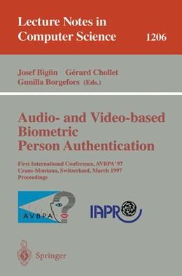 Abbildung von Bigün / Chollet / Borgefors   Audio- and Video-based Biometric Person Authentication   1997   1206