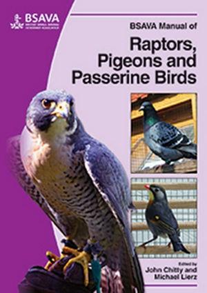 Abbildung von Chitty / Lierz | BSAVA Manual of Raptors, Pigeons and Passerine Birds | 2008