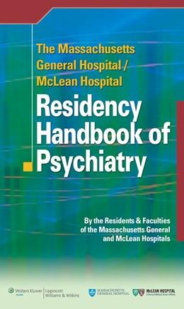 Abbildung von The Massachusetts General Hospital/McLean Hospital Residency Handbook of Psychiatry | 2009