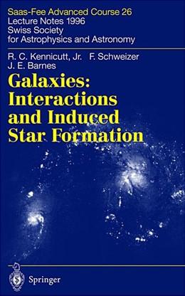 Abbildung von Friedli / Martinet / Pfenniger | Galaxies: Interactions and Induced Star Formation | 1998 | Saas-Fee Advanced Course 26. L... | 26