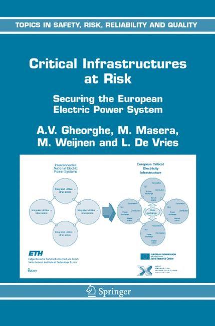 Abbildung von Gheorghe / Masera / Weijnen | Critical Infrastructures at Risk | 2006