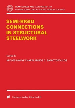 Abbildung von Ivanyi / Baniotopoulos | Semi-Rigid Joints in Structural Steelwork | 2000 | 419