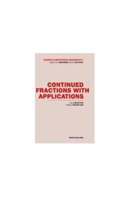 Abbildung von Lorentzen / Waadeland | Continued Fractions with Applications | 1992