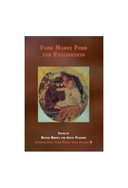 Abbildung von Ford Madox Ford and Englishness   2006   5