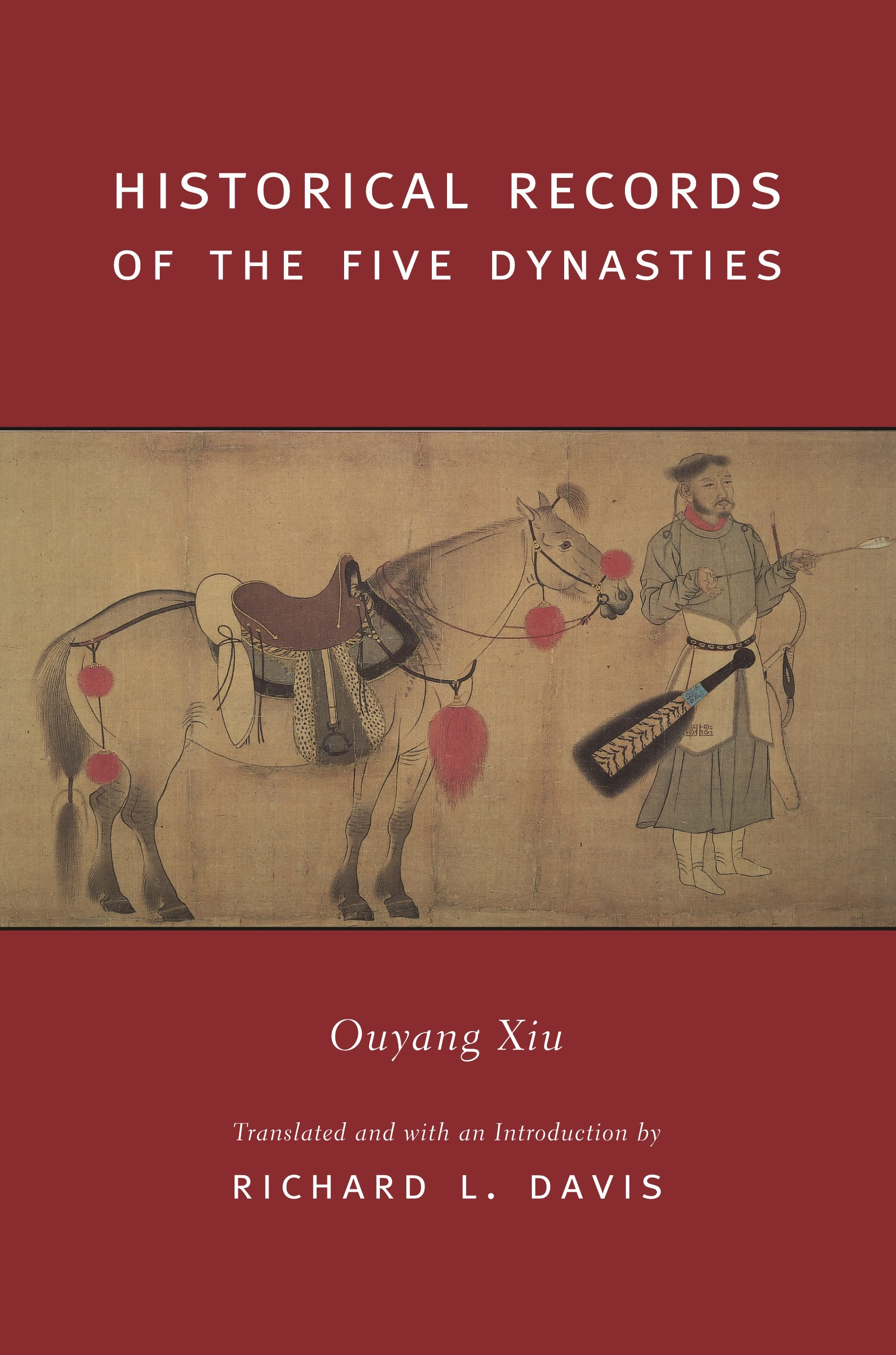 Abbildung von Ouyang | Historical Records of the Five Dynasties | 2008