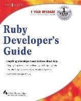 Abbildung von Syngress   Ruby Developers Guide   2002