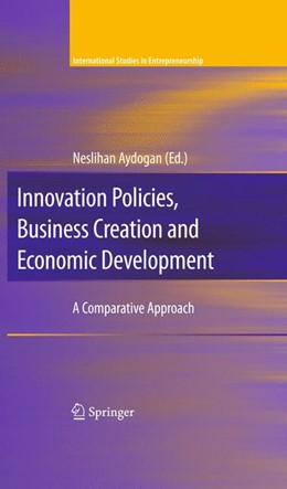 Abbildung von Aydogan | Innovation Policies, Business Creation and Economic Development | 2009 | 21