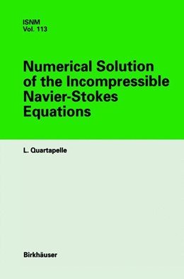Abbildung von Quartapelle | Numerical Solution of the Incompressible Navier-Stokes Equations | 1993