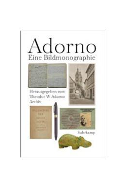 Abbildung von Adorno   2003   Eine Bildmonographie
