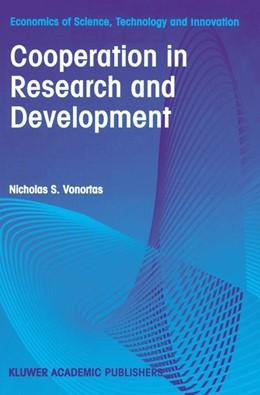 Abbildung von Vonortas | Cooperation in Research and Development | 1997 | 1997