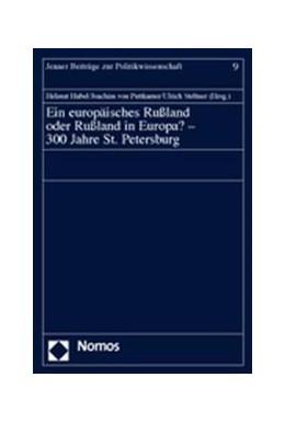 Abbildung von Hubel / Puttkamer / Steltner | Ein europäisches Rußland oder Rußland in Europa? - 300 Jahre St. Petersburg | 2004 | 9