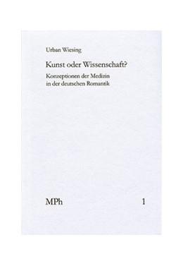 Abbildung von Wiesing   Kunst oder Wissenschaft   1995   Konzeptionen der Medizin in de...   MPh 1