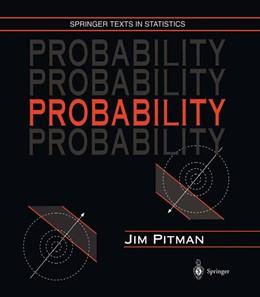 Abbildung von Pitman   Probability   1st ed 1993. Corr. 7th printing   1999