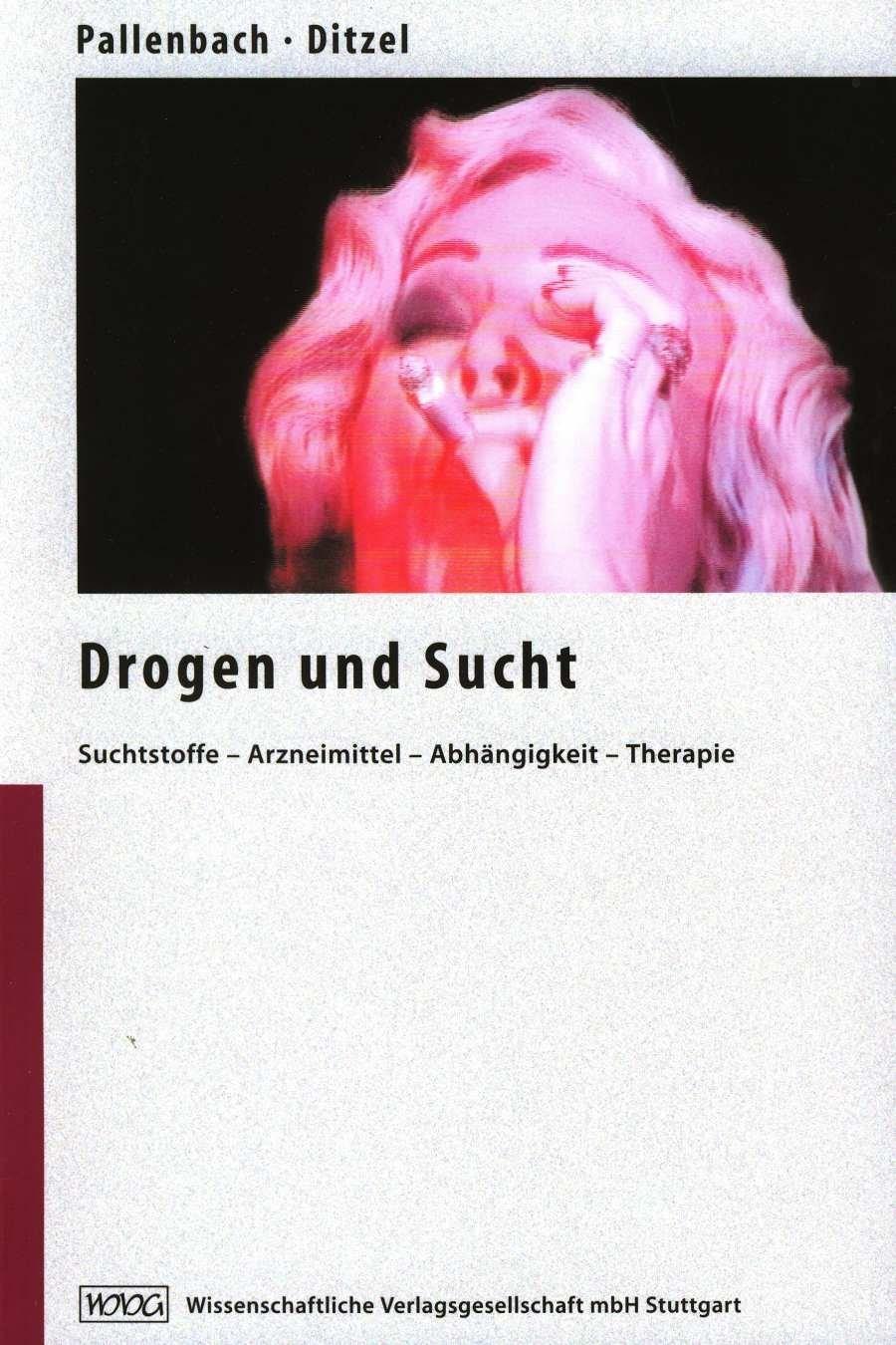 Abbildung von Pallenbach / Ditzel | Drogen und Sucht | 2003