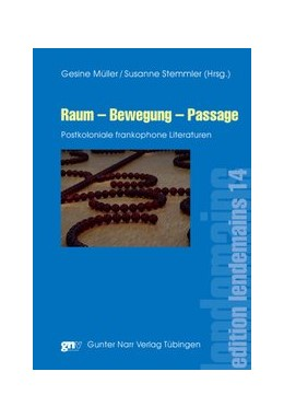 Abbildung von Mueller / Stemmler | Raumdiskurse in frankophonen Literaturen | 2009