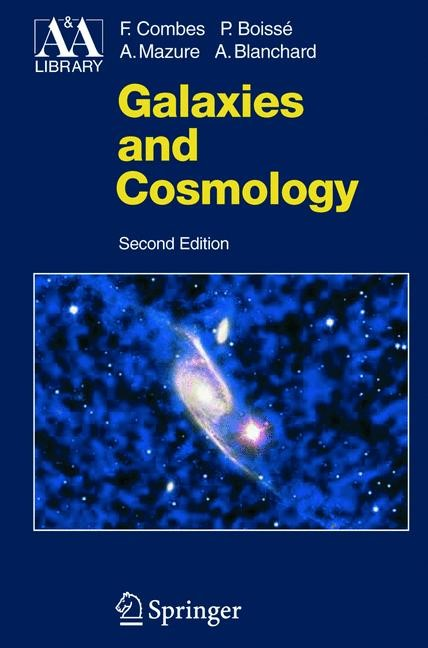 Abbildung von Combes / Boissé / Mazure | Galaxies and Cosmology | 2nd ed. 2001. Corr. 2nd printing | 2004