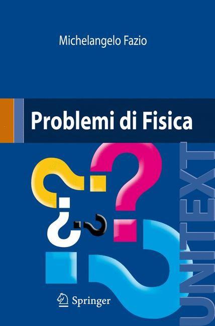 Abbildung von Fazio | Problemi di Fisica | 2008