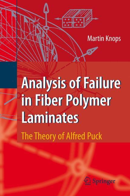 Abbildung von Knops | Analysis of Failure in Fiber Polymer Laminates | 1st ed. 2008. Corr. 2nd printing | 2008