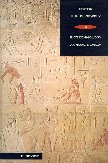 Abbildung von El-Gewely | Biotechnology Annual Review | 2000