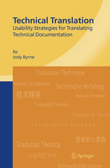 Abbildung von Byrne | Technical Translation | 2006