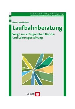 Abbildung von Hohner | Laufbahnberatung | 2006 | Wege zur erfolgreichen Berufs-...