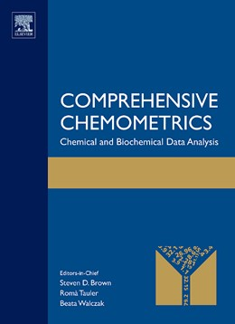 Abbildung von Brown | Comprehensive Chemometrics | 2009 | Chemical and Biochemical Data ...