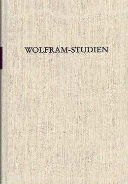 Abbildung von Schröder | Wolfram-Studien I | 1970 | I
