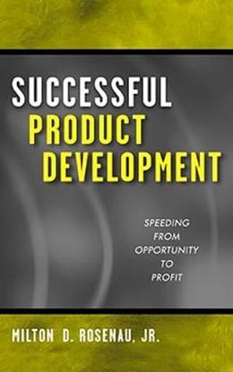 Abbildung von Rosenau   Successful Product Development   1999