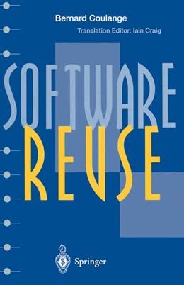 Abbildung von Coulange   Software Reuse   1st Edition.   1997