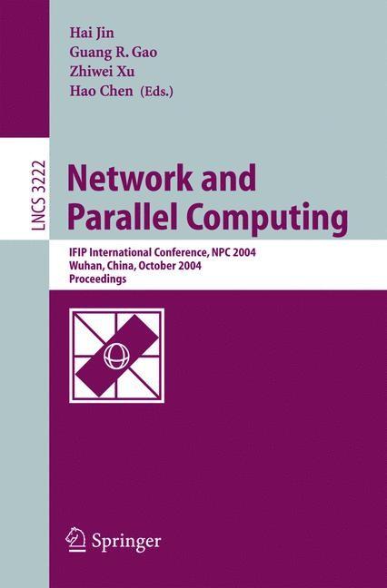 Abbildung von Jin / Gao / Xu / Chen | Network and Parallel Computing | 2004