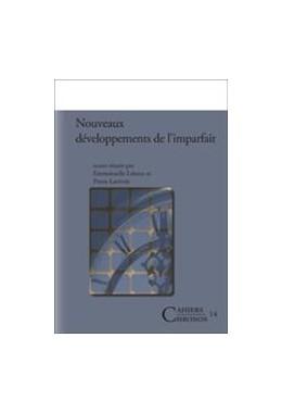 Abbildung von Nouveaux développements de l'imparfait   2005   14