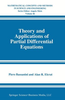 Abbildung von Bassanini / Elcrat | Theory and Applications of Partial Differential Equations | 1997 | 46