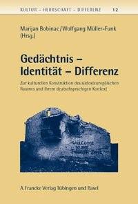 Abbildung von Müller-Funk / Bobinac | Gedächtnis - Identität - Differenz | 2008