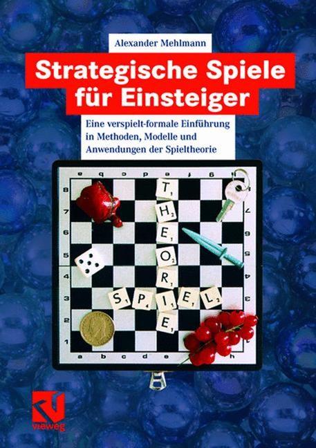 Abbildung von Mehlmann   Strategische Spiele für Einsteiger   2007