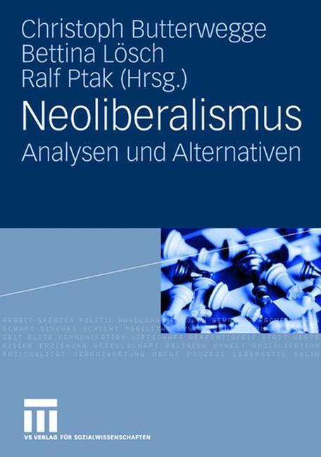 Abbildung von Butterwegge / Lösch / Ptak   Neoliberalismus   2008
