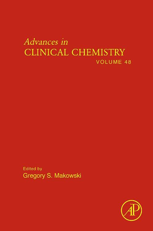 Abbildung von Advances in Clinical Chemistry | 2009