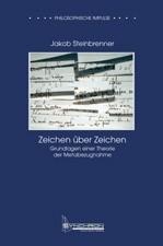Abbildung von Steinbrenner | Zeichen über Zeichen | 2004