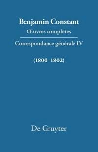 Abbildung von Courtney | Correspondance 1800–1802 | Reprint 2017 | 2006