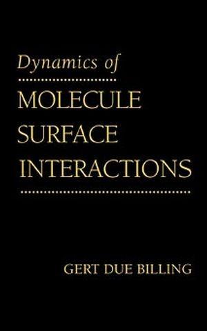 Abbildung von Billing | Dynamics of Molecule Surface Interactions | 2000