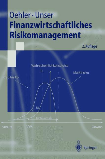 Finanzwirtschaftliches Risikomanagement | Oehler / Unser | 2., verb. Aufl., 2002 | Buch (Cover)