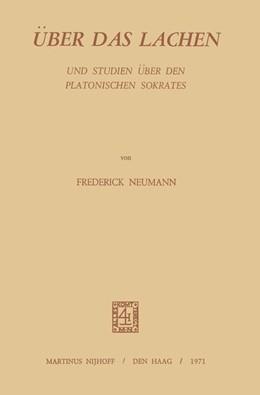 Abbildung von Neumann   Über Das Lachen   1971   Und Studien über den Platonisc...