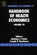 Abbildung von Culyer / Newhouse | Handbook of Health Economics | 2000