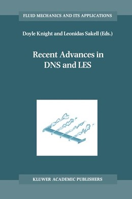 Abbildung von Knight / Sakell | Recent Advances in DNS and LES | 1999