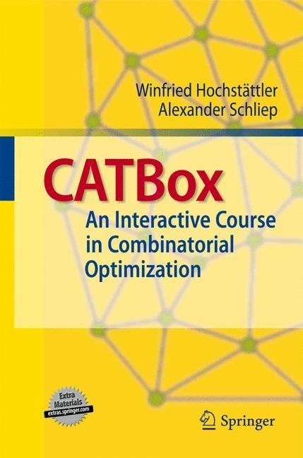 Abbildung von Hochstättler / Schliep | CATBox | 1st Edition. | 2010