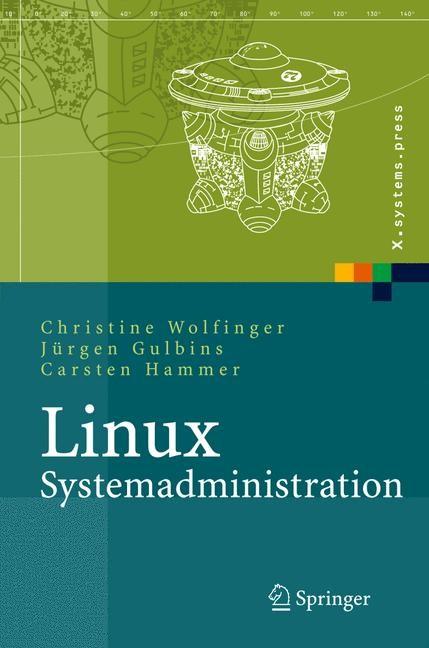 Abbildung von Wolfinger / Gulbins / Hammer | Linux-Systemadministration | 2004