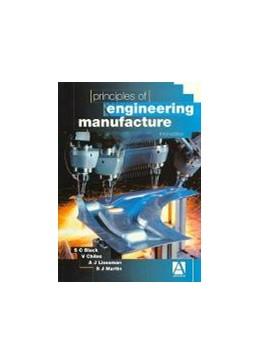 Abbildung von Chiles / Black / Lissaman | Principles of Engineering Manufacture | 3rd edition | 1996