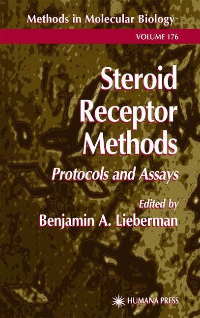Abbildung von Lieberman   Steroid Receptor Methods   2001