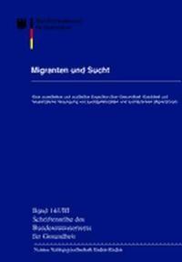 Abbildung von / Hermann / Schwantes | Migranten und Sucht | 2002