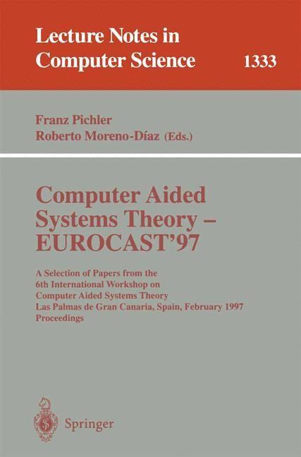 Abbildung von Pichler / Moreno-Diaz   Computer Aided Systems Theory - EUROCAST '97   1997